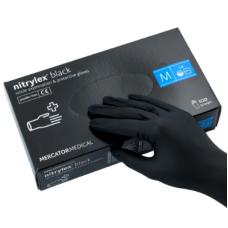 Powder-free nitrile gloves, 100 pcs.